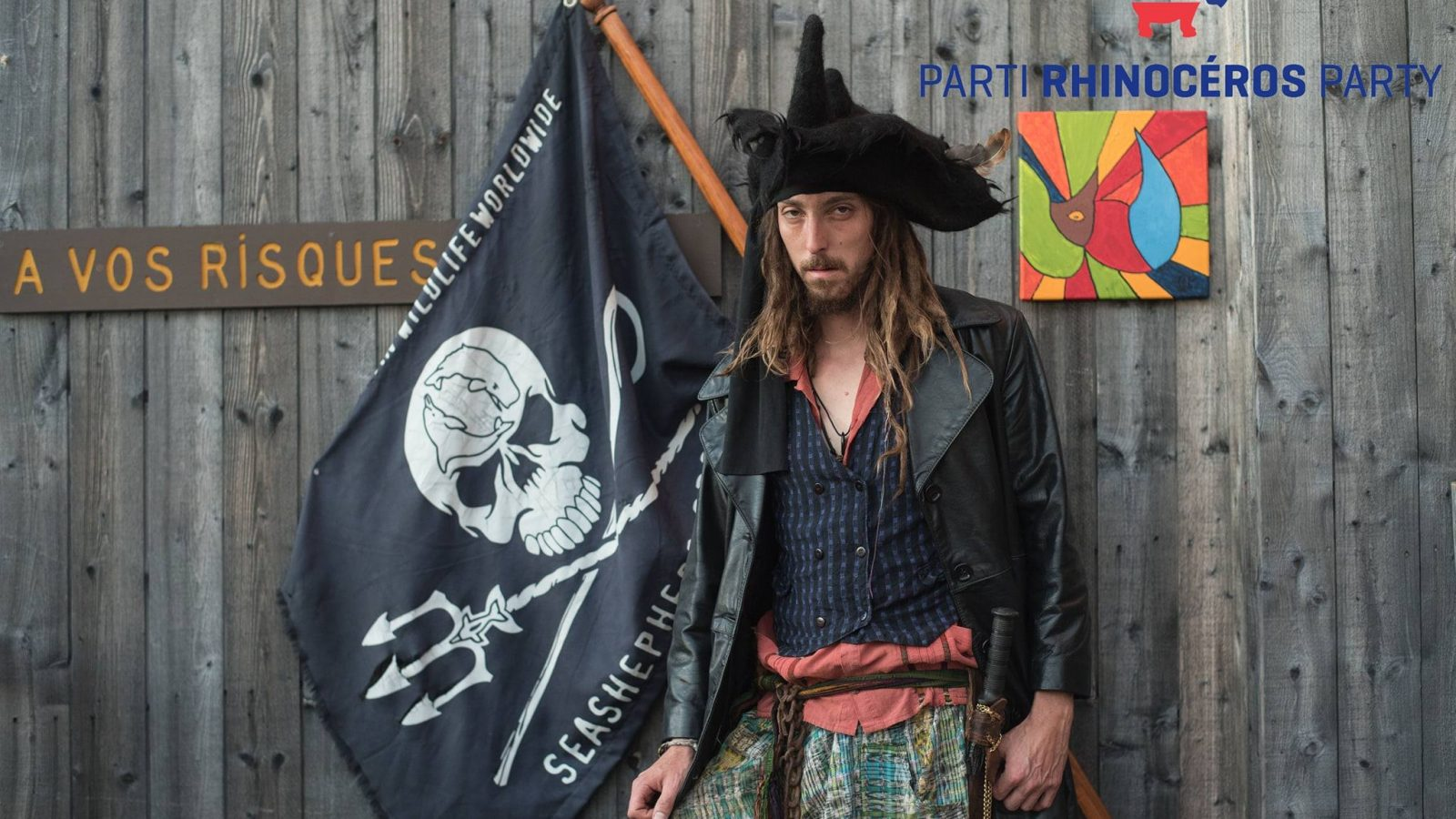 Un pirate candidat aux élections fédérales