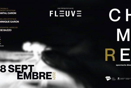 Fleuve  Espace danse présente son nouveau spectacle « Chimères »