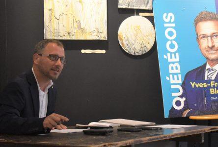 Simon Bérubé accuse les conservateurs d'être déconnectés de la réalité québécoise