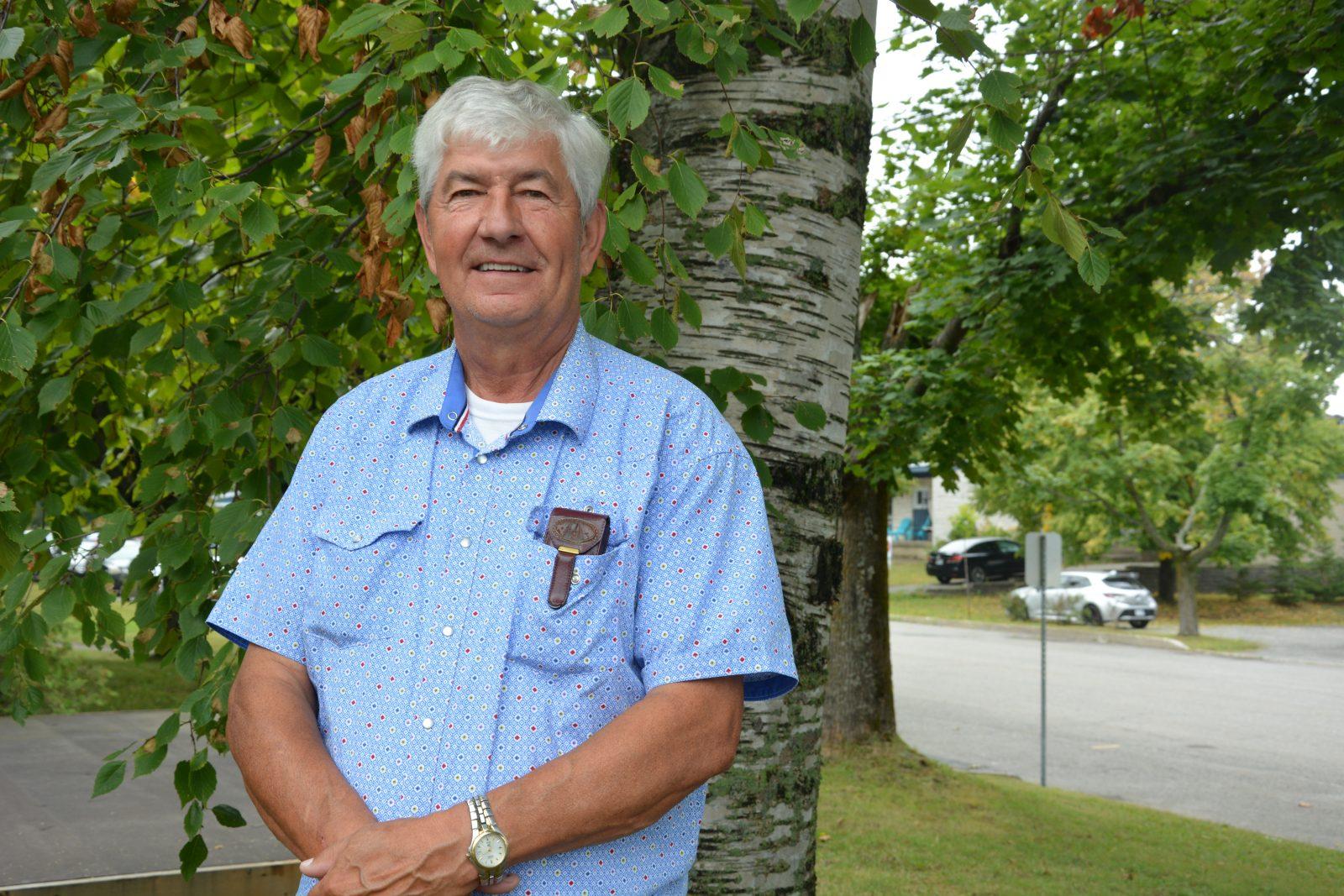 René Laverdière souhaite demeurer maire de Saint-Adalbert