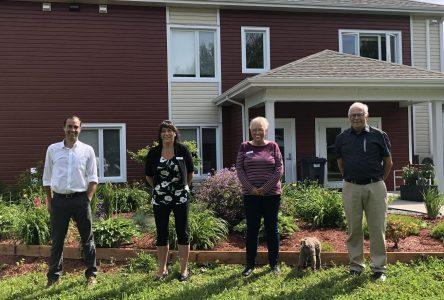 La Fondation Da Altera remet un montant de 4000$ à la Maison d'Hélène