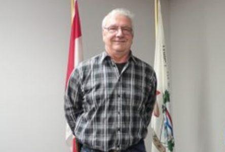 Donald Gilbert souhaite rester en poste