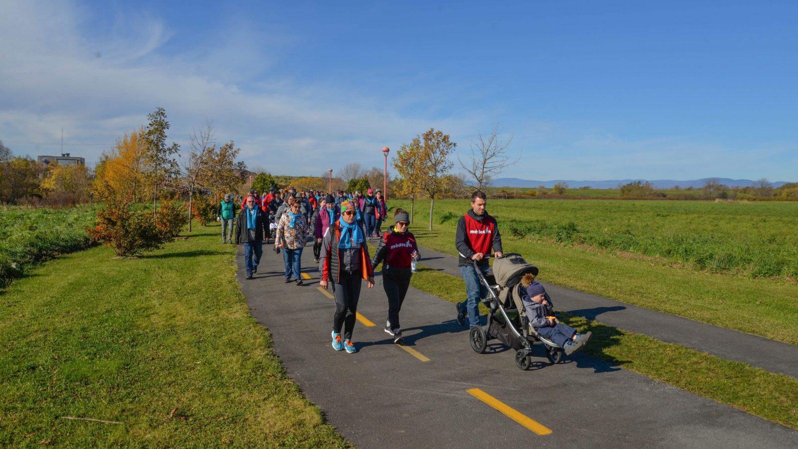 La Grande marche de retour à Montmagny le 17 octobre