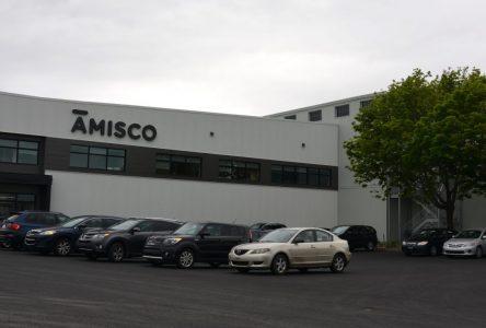 Fuite de gaz à l'usine Amisco