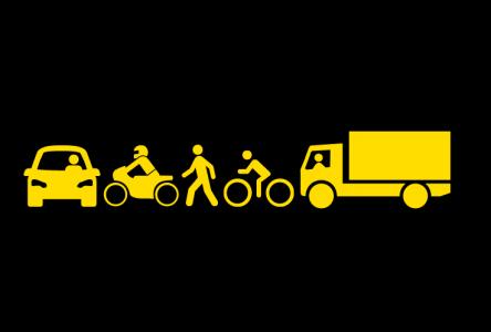 Opération nationale concertée Partage de la route